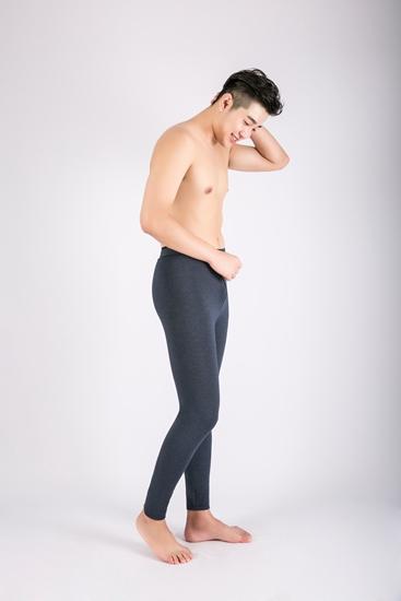 太极石男裤